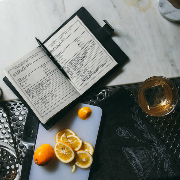 D&Co Cocktail Journal