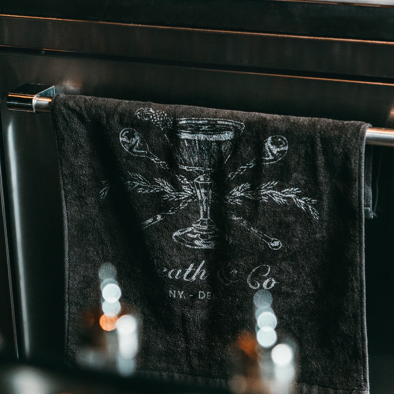 DEATH & CO BAR TOWEL