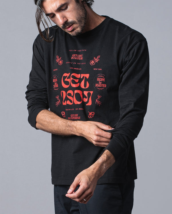 Get Lost Long Sleeve
