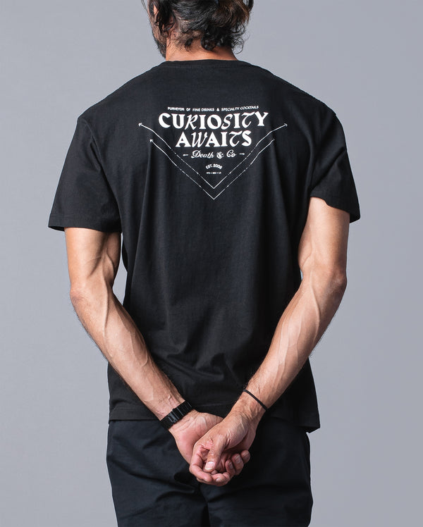 Curiosity Awaits Tee