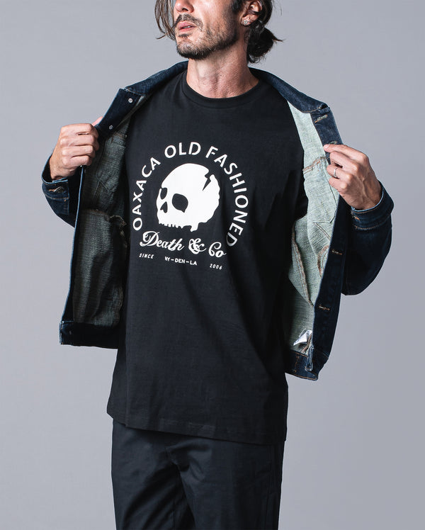 Oaxaca Old Fashioned Tee - Black