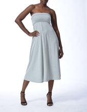 Load image into Gallery viewer, JACKIE - Long Flowy Skirt/Dress - Grey