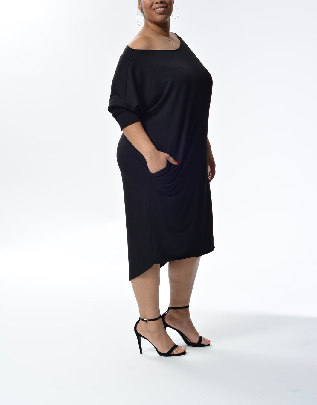 MJ - Dress - Black
