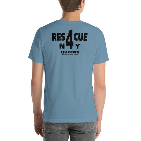Rescue 4 Queens Bella Canvas Tee