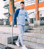 Sportswear Tracksuits Sets Men's Shark Hoodies - Zerovov