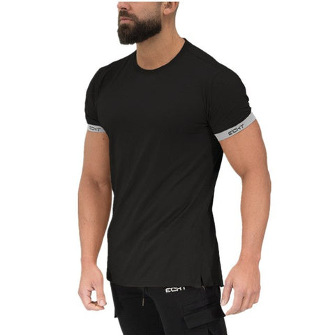 2018 Summer T shirt Gyms Fitness Shirts - Zerovov
