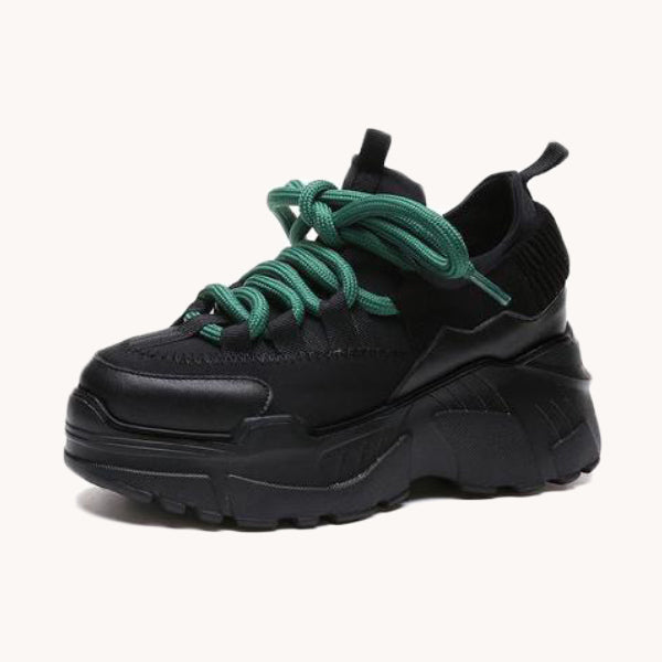 Karisland Black / US4.5/EU35 Khloe Running Shoes - karisland