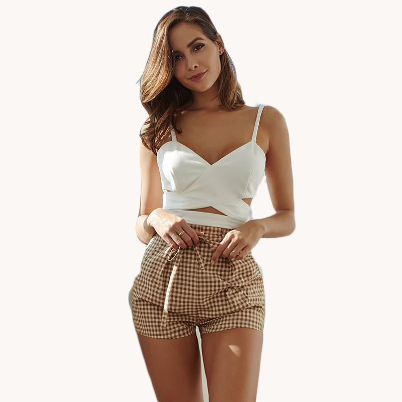 karisland Helena Office Shorts - karisland