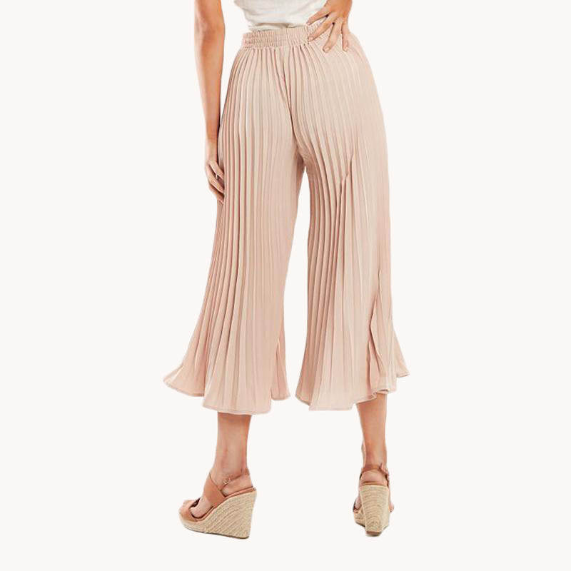 karisland Pleated Pants - karisland