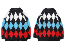 Load image into Gallery viewer, Casual Streetwear Pullovers Sweaters