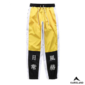 Hip Jogger Slim Pants