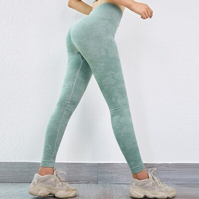 karisland Only Green Yoga Pant / S Stylish Tracksuits - karisland