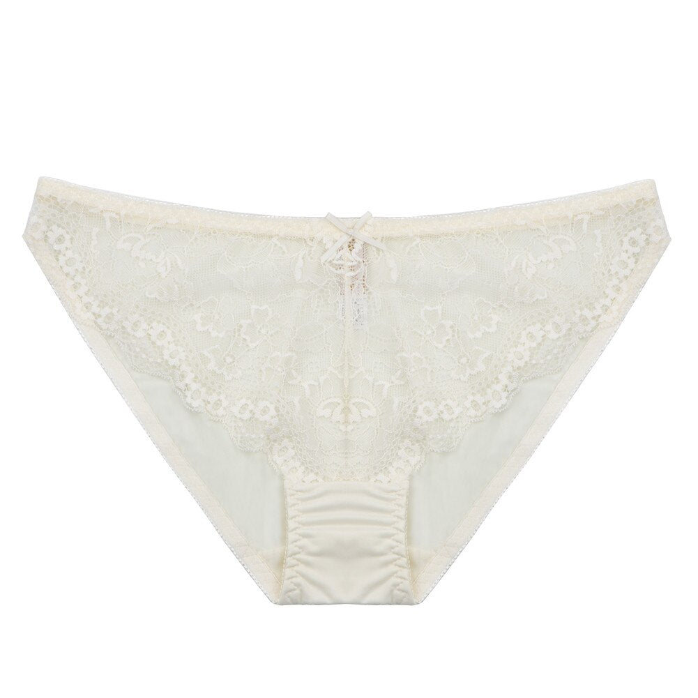 karisland White / S Cotton Panties - karisland