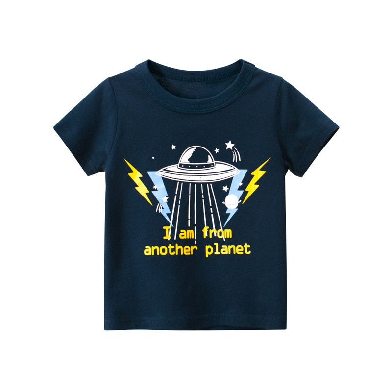 karisland 3 / 2T Cartoon T-shirts - karisland