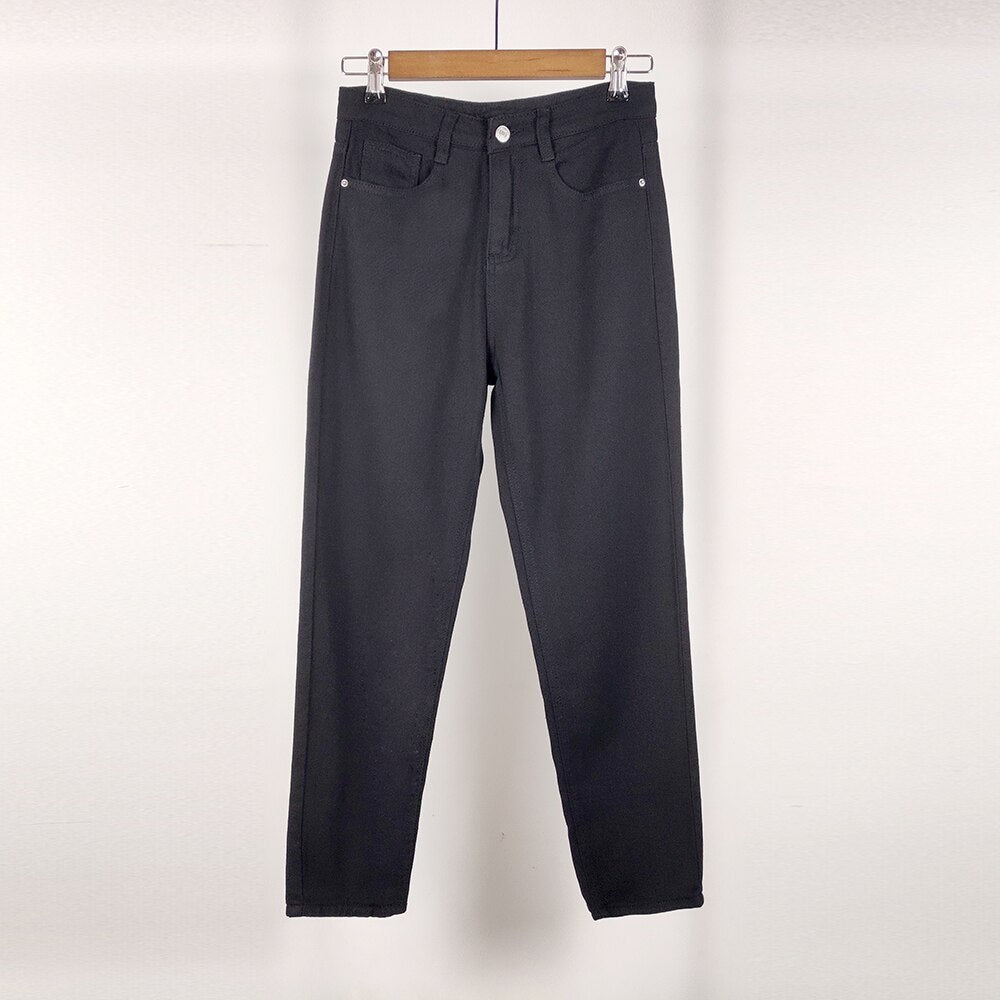 karisland Black / 25 Annalise Pencil Jeans - karisland