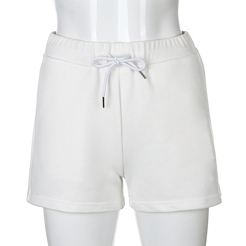 karisland White / S Simple Short - karisland