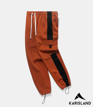 Color Hip Streetwear Pants