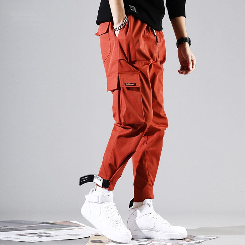 karisland Orange / S Ankle-Length Trouser - karisland
