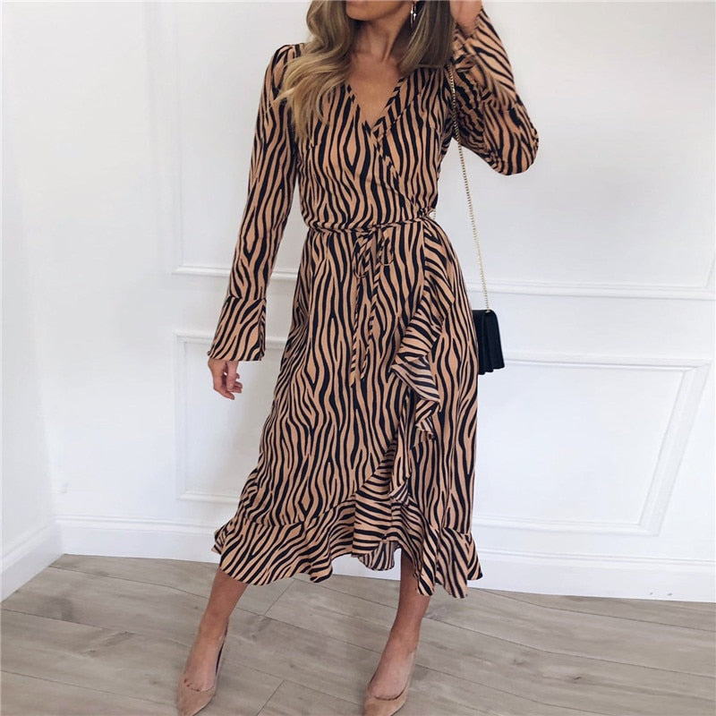 karisland Zebra Dress - karisland