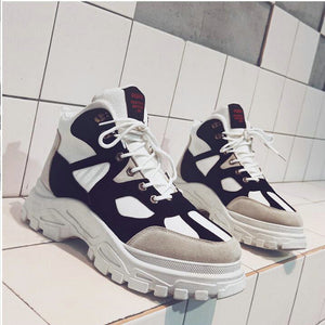 Camo Sports Sneakers
