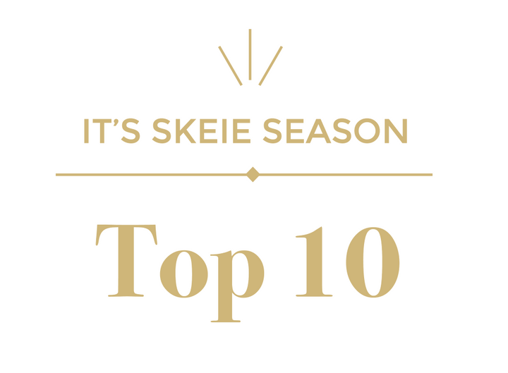 It's Skeie Season - Top 10