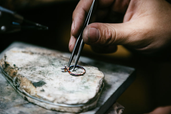 Craftsmanship At Skeie's Jewelers