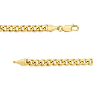 Midas 5.0MM Miami Cuban Chain Bracelet