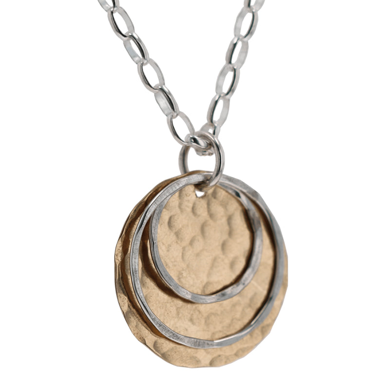 arianna nicolai drift discs necklace
