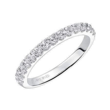 Artcarved Large Diamond Wedding band