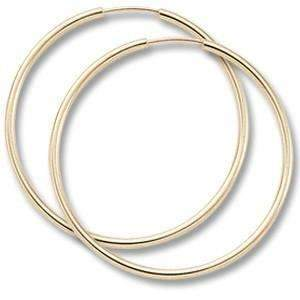 Carla | Nancy B. Thin Endless Hoops