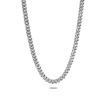 John Hardy Men's Classic Chain 7mm Curb Link Necklace