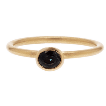 Kimberly Collins Oval Alexandrite Ring