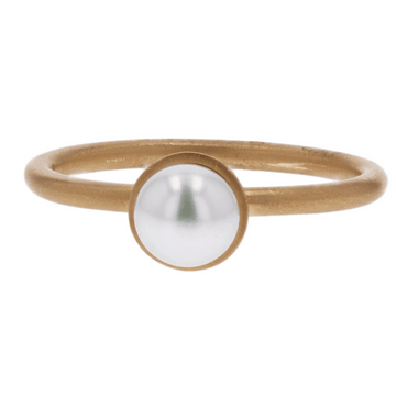 Kimberly Collins Pearl Ring