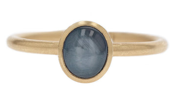 Kimberly Collins Star Sapphire Ring