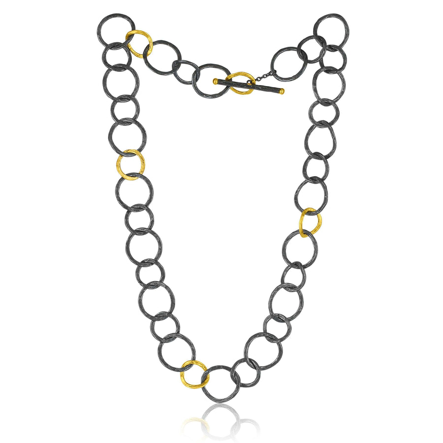 Lika Behar Bubble Chain Necklace
