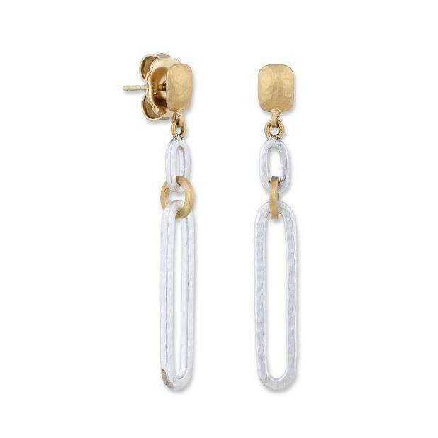 Lika Behar Chill Link Dangle Earrings
