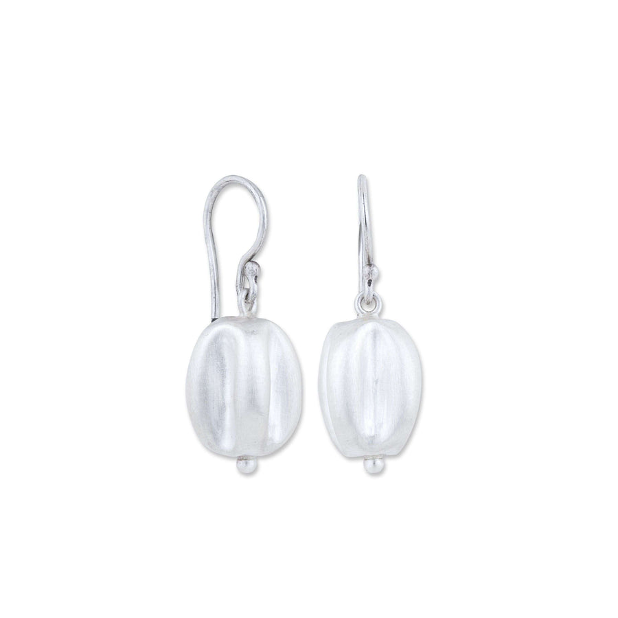 Lika Behar Sterling Silver Nutmeg Earrings