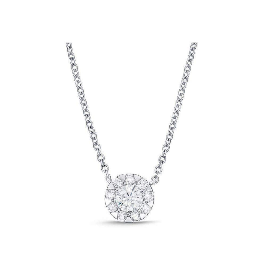 Memoire Diamond Bouquet Pendant
