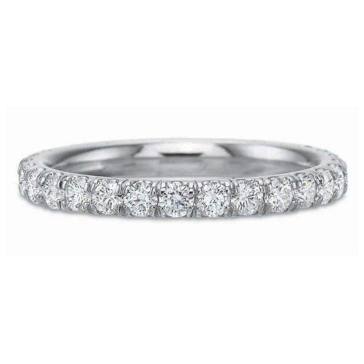 Precision Set Comfort Fit Diamond Band 0.50ct