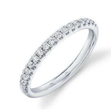 Shy Creation .25CTW Diamond Band