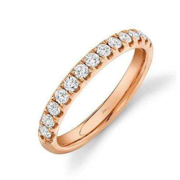 Shy Creation .55CTW Diamond Band