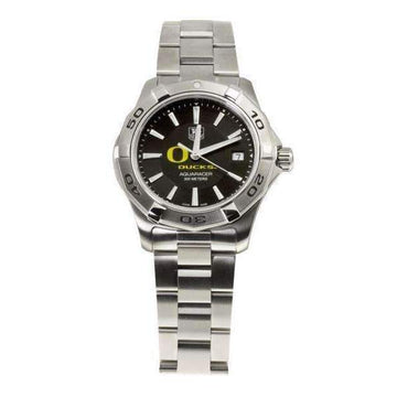 Tag Heuer 32mm Aquaracer Ducks Black Dial Watch