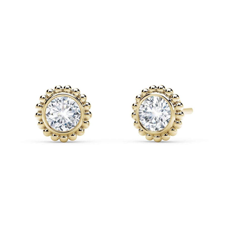 The Forevermark Tribute Collection Beaded Stud Earrings