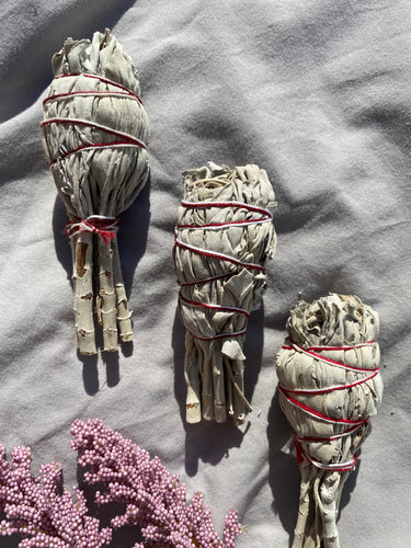 White Sage Small Wand