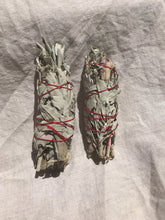 Load image into Gallery viewer, White Sage Smudge Stick Medium