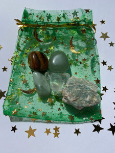 Luck & Abundance Crystal Kit