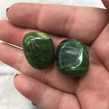 Load image into Gallery viewer, Nephrite Jade Tumble Stone