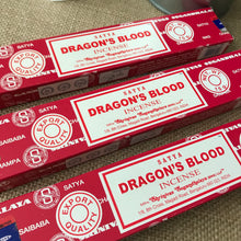 Load image into Gallery viewer, Dragon's Blood Incense Sticks
