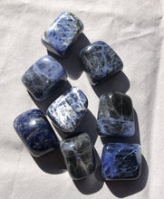 Load image into Gallery viewer, Sodalite Tumble Stone