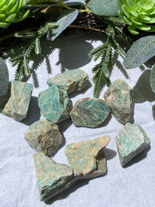 Amazonite Rough